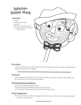 Puppet Pizzazz! Spark Interest and Learning in the Early Childhood Classroom