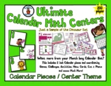 Puppet Play - Imagination - Month of Math Centers & Calend