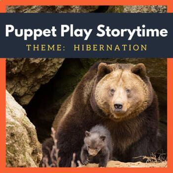hibernation lesson plan by suzette s puppets teachers pay teachers