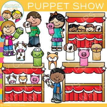 Puppet Show Clip Art