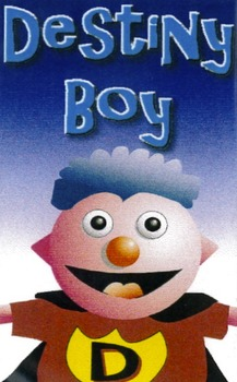 Puppets:  Destiny Boy, English Audio Track