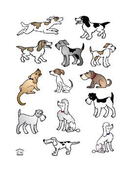 Puppies for Sorting