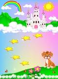 Puppy Behavior Rewards Chart for Kids