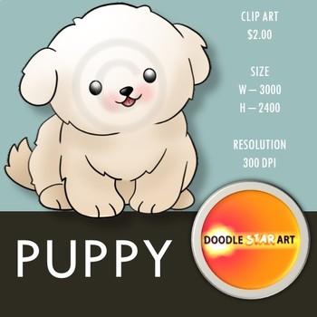 Puppy Clip Art