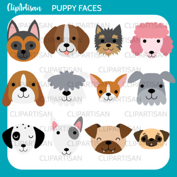 Puppy Dog Clipart By Clipartisan Teachers Pay Teachers