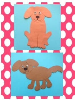 Puppy Dog Craftivity