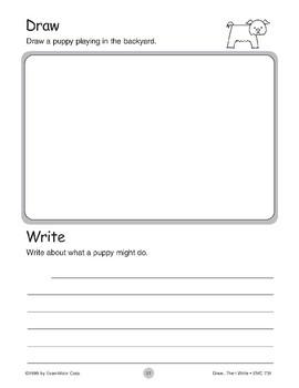Puppy (Draw...Then Write)