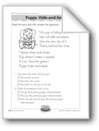 Puppy Hide-and-Seek (Eric Hill/Literature)