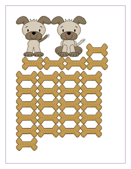 Puppy Letter Matching