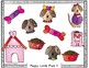 Puppy Love Addition Bump Game Bundle for Valentines Day