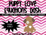 Puppy Love Equations Dash