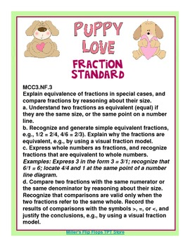 math worksheet : love fraction word problems  3rd grade common core math  3 nf 123 : Fraction Word Problems 3rd Grade