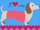 Puppy Love Measurement (Great for Google Classroom!)