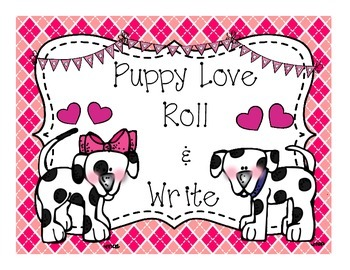 Puppy Love Roll & Write