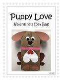 Puppy Love Valentine's Day Bag