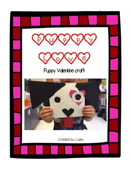 Puppy Love {Valentine's Day Craft}