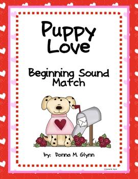 Puppy Loves Beginning Sounds