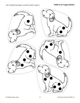 Puppy Math Centers