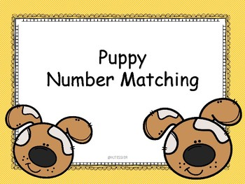 Puppy Number Matching