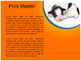 Puppy PPT Template