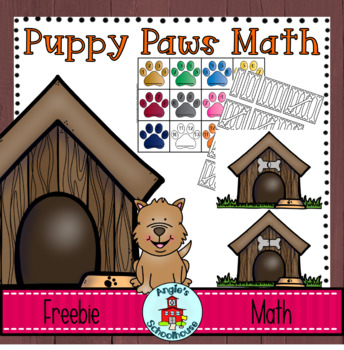 Puppy Paws Math