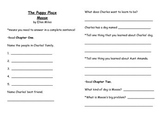 The Puppy Place-Moose Comprehension Unit