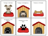 Puppy Prepositions