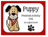 Preschool Activity Unit ~ Puppy Theme