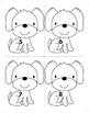 Bilingual Puppy Spots Math