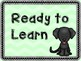 Dog Themed Clip Chart