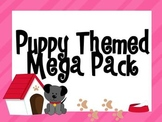 Puppy Themed Mega Pack