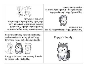 Puppy's Buddy