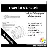 Purchasing A Car - Unit of Financial Maths