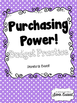 Purchasing Practice