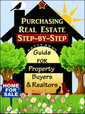 Real Estate BUYERS Purchasing Guide *Terminology *Step Actions *Summary *Quizzes