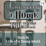 Purchasing a Home Project - High School Finance - Fully Editable in Google Docs!