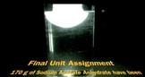 Pure Substances & Mixtures Unit Evaluation