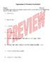 Pure Substances vs. Mixtures Worksheets (Bundle of 2)