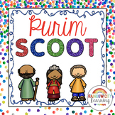 Purim SCOOT Task Cards, Posters, Game and Mini Journal