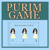 Purim Which One is Different? FOR GOOGLE SLIDES
