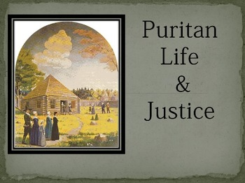 Puritan Justice and Puritan Captives
