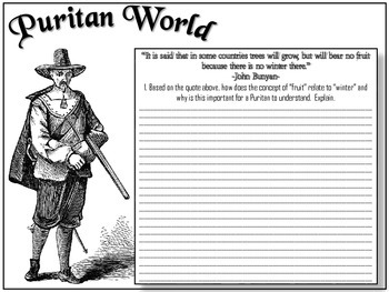 Puritan World Common Core Write