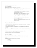 Puritan/Colonial Lesson Plans for American Literature