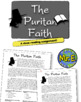 Puritanism in America:  What was this religion like?  A guide to Puritanism!
