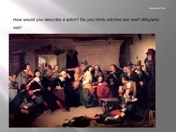 Puritanism: Essential Journal Questions