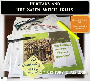 Puritans and the Salem Witch Trial