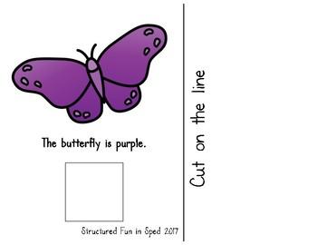 Purple Adapted Book
