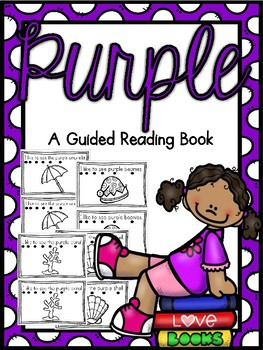 Purple Book For Guided Reading Groups