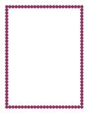 Purple Border Clipart