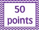 Purple Cheveron AR point tracker